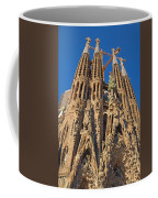 Sagrada Familia In Barcelona Coffee Mug
