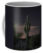Saguaro At Sunset Coffee Mug