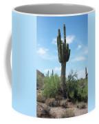 Saguaro Coffee Mug