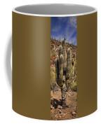 Saguaro Of Many Arms Coffee Mug