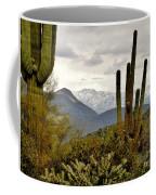 Saguaro Sentinels Coffee Mug