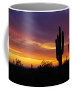 Saguaro Sunset II  Coffee Mug