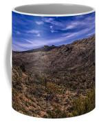 Saguaro View No.1 Coffee Mug