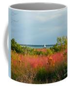 Sail Boat Honeymoon Island Coffee Mug
