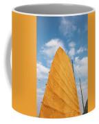 Sail Of A Boat, Ha Long Bay, Quang Ninh Coffee Mug