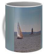 Sail On The Tide Coffee Mug