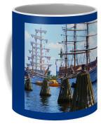 Sailabration Baltimore Coffee Mug