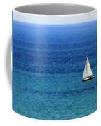 Sailboat 2 Coffee Mug