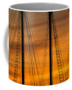 Sailboat Sunrise Coffee Mug