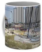 Sailboats For Playtime Coffee Mug