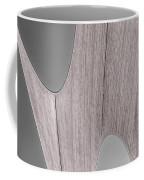 Sailcloth Abstract Number 2 Coffee Mug