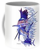 Sailfish Ballyhoo Coffee Mug