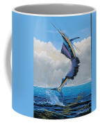 Sailfish Dance Off0054 Coffee Mug