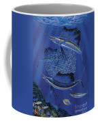 Sailfish Round Up Off0060 Coffee Mug