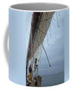 Sailing A Skipjack Coffee Mug