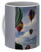 Sailing At First Light Coffee Mug