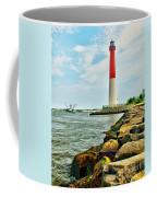 Sailing By Barnegat Light Coffee Mug
