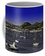 Sailing Conwy Harbor Coffee Mug