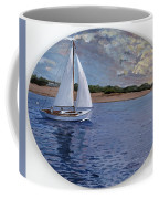 Sailing Homeward Bound Coffee Mug