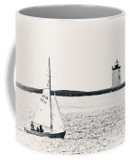 Sailing In Cape Cod Coffee Mug