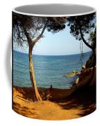 Sailing In Solitude Coffee Mug