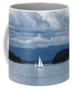 Sailing In The San Juans Coffee Mug