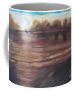 Sailing In To The Sunset Coffee Mug