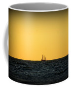 Sailing In Venice Coffee Mug