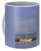 Sailing In Volendam Coffee Mug