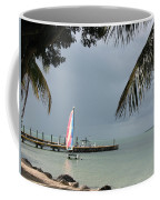 Sailing Key Largo Coffee Mug