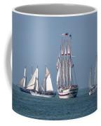 Sailing Lake Erie Coffee Mug