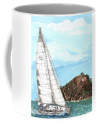 Bay Of Islands Sailing Sailing Coffee Mug