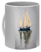 Sailing Puget Sound Coffee Mug