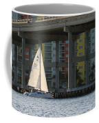 Sailing The Intracoastal Coffee Mug