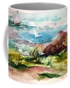 Sailing Towards Anywhere Coffee Mug