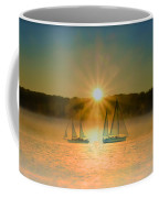 Sailing When The Sun Comes Up Coffee Mug