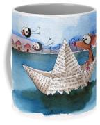 Sailor Mouse Coffee Mug