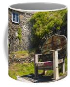 Sailors Bench Coffee Mug