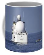 Sailors In A Rigid-hull Inflatable Coffee Mug