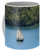 Sails In The Wind Coffee Mug