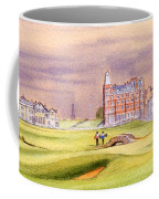 Saint Andrews Golf Course Scotland - 17th Green Coffee Mug