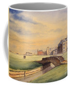 Saint Andrews Golf Course Scotland - 18th Hole Coffee Mug
