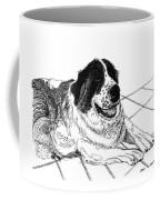 Saint Bernard Bailey Coffee Mug