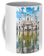 Saint Charles's Church  Coffee Mug
