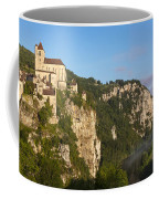 Saint Cirq Panoramic Coffee Mug