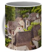 Saint Cirq Rooftops Coffee Mug