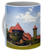 Saint Clements Castle Portland Connecticut Coffee Mug