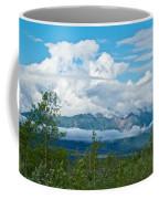 Saint Elias Mountains In Kluane National Park-yk  Coffee Mug