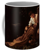 Saint Francis Of Assisi In Ecstasy 2 Coffee Mug by Caravaggio