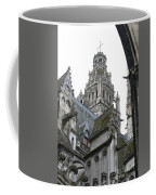 Saint Gatien's Cathedral Steeple Coffee Mug